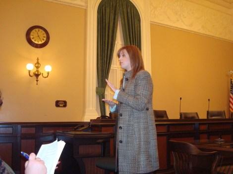 Assemblywoman Audra Strickland